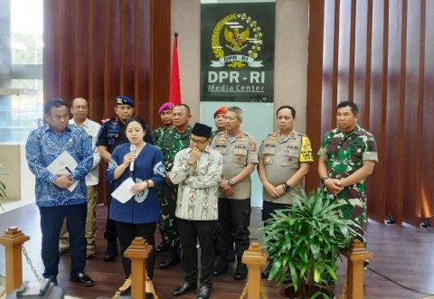 30 Ribu Personel Keamanan Siap Amankan Pelantikan Presiden