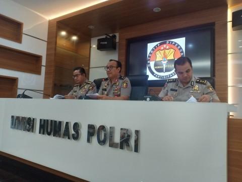 22 Terduga Teroris Ditangkap Sejak Insiden Penusukan Wiranto