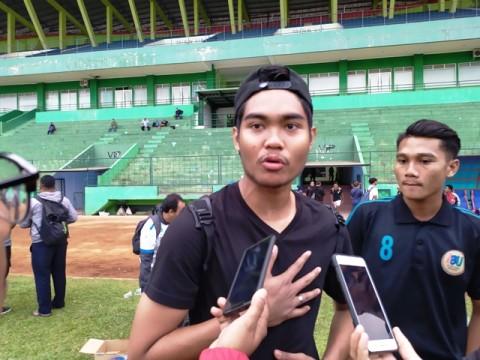 Kartika Ajie Ingin Jaga Gawang Arema Tetap <i>Cleansheet</i>