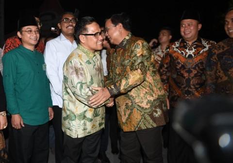 PKB Sebut Gerindra Makmum Masbuk di Koalisi Jokowi