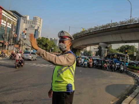 Kamera Pengawas di Seragam Polisi Bisa Lacak Posisi Polantas