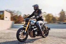 Honda CB750 Scrambler Khusus Perkotaan