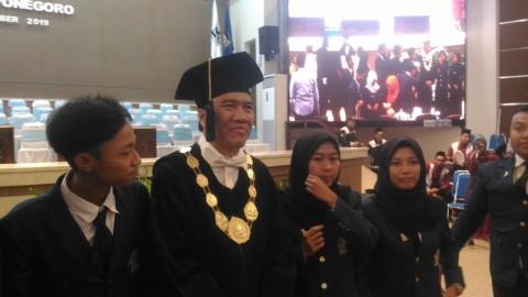 Terduga Penghina Wiranto Masih Aktif di Kampus