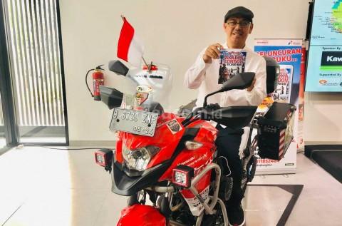 Inspirasi Solo Touring Stephan Langitan Jakarta-London