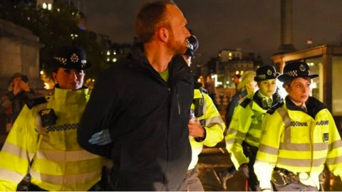 Polisi Larang Demo Iklim di Seantero London