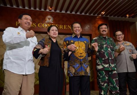 Alasan Keamanan Diperketat Jelang Pelantikan Jokowi-Ma'ruf