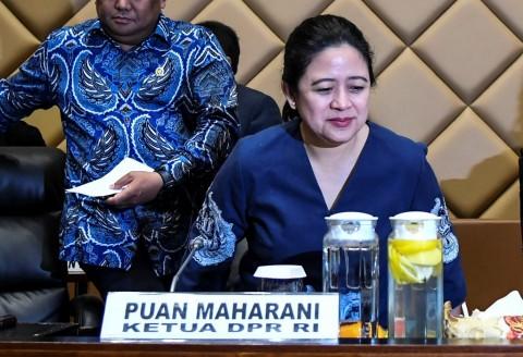 Parlemen Dikuasai Koalisi Jokowi, Puan Jamin Profesionalitas DPR