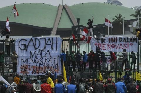 YLBHI Memandang Pelarangan Demonstrasi Inkonstitusional