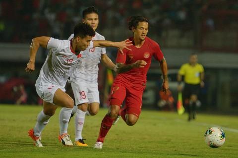 Timnas Indonesia Takluk 1-3 dari Vietnam