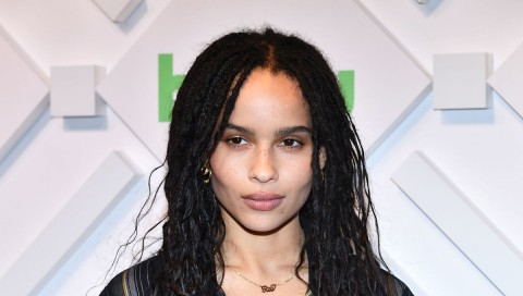 Zoe Kravitz Perankan Catwoman di Film The Batman