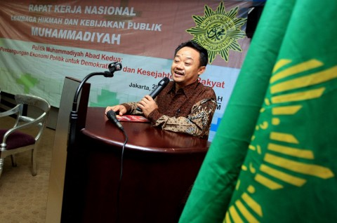 Muhammadiyah Masuk 10 Besar Nominasi Nobel Perdamaian