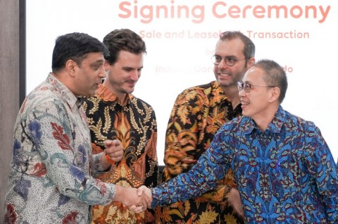 Indosat Ooredoo Lepas 3.100 Menara Telekomunikasi