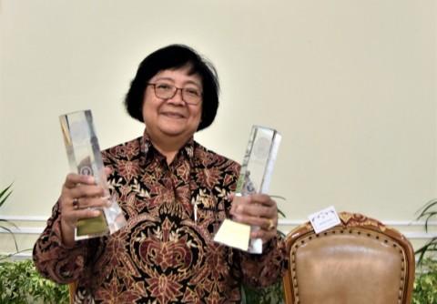 Dua Inovasi Kementerian LHK Sabet Penghargaan