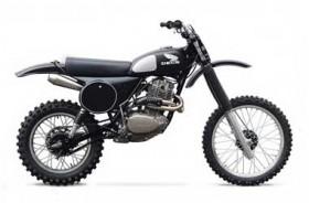 Intip Motorcross Klasik Honda Garapan Deus