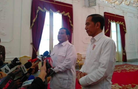 Gerindra Joining the Coalition may be Fruitful