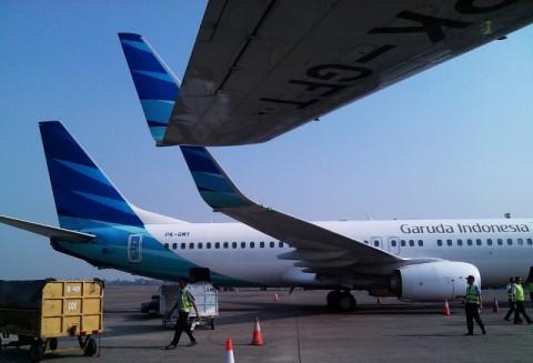 Garuda Inspeksi Boeing New Generation