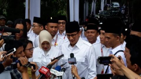 Posisi Sandi di Tangan Prabowo