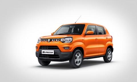 Suzuki Indonesia Pikir-Pikir Boyong S-Presso ke Tanah Air