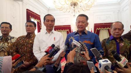 Jokowi 3 Kali Membisu Soal Perppu KPK