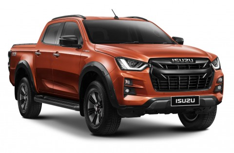 Sorot Tajam All New Isuzu D-Max