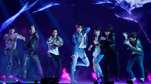 Tepis Keraguan Orang, BTS Sukses Gelar Konser di Arab Saudi