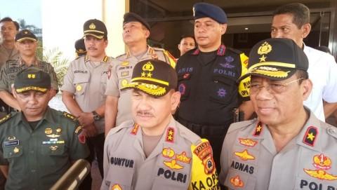 Patroli Besar di Sulsel Jelang Pelantikan Presiden