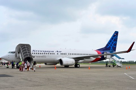 Retakan Pesawat Boeing 737 NG Dialami oleh Penerbangan Asing