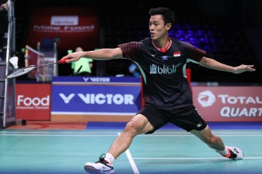 Denmark Open 2019: Balaskan Dendam, Shesar Raih Tiket Babak Kedua
