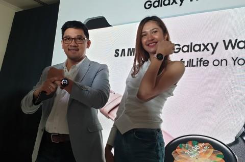 Samsung Galaxy Watch Active 2 Resmi Sapa Konsumen Indonesia