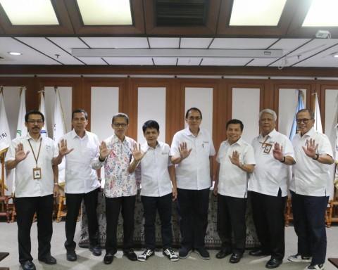 Budayakan Anti Gratifikasi, Pupuk Indonesia Gandeng KPK