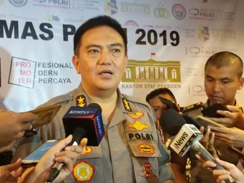 Polisi Tangkap 36 Terduga Teroris