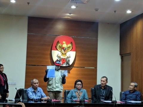 KPK Tetapkan Lima Tersangka Suap Fasilitas Lapas
