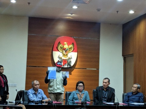 KPK Desak Koruptor Dikerangkeng di Nusakambangan