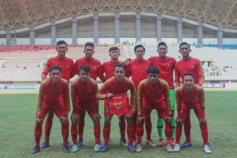 Jadwal Siaran Timnas Indonesia U-19 vs Tiongkok