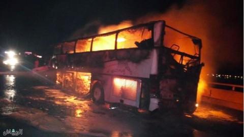 Kecelakaan Bus Jemaah di Arab Saudi, Tewaskan 35 Orang