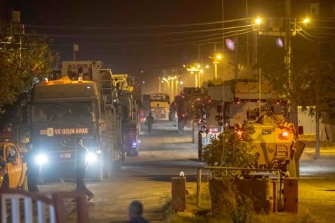 Akibat Ulah Turki, Tahanan ISIS Kabur ke Irak