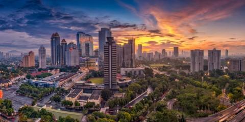 Kawasan <i>Sunrise Property</i> di Jakarta Timur