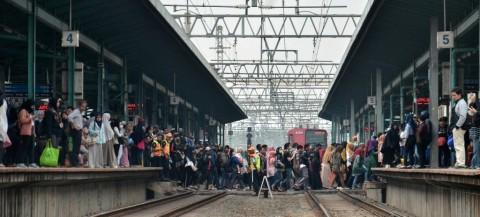 Alasan Pusat Stasiun Digeser ke Manggarai