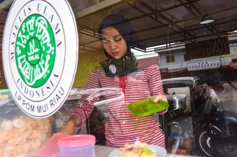 BPJPH Hanya Administrator Sertifikasi Halal