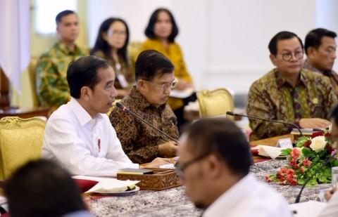 Bola Panas UU KPK di Tangan Jokowi