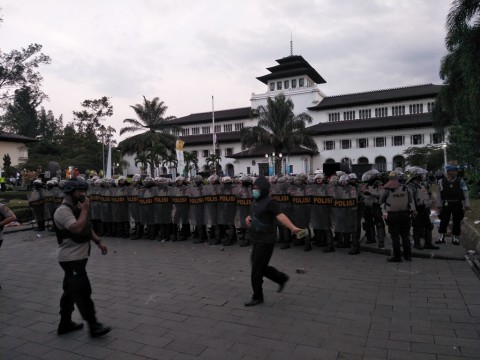 Pemkot Bandung Izinkan Warga Berdemonstrasi