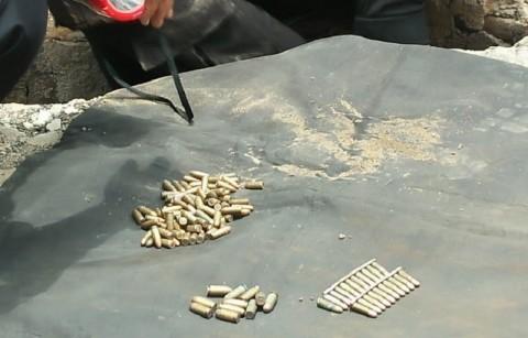 Ratusan Peluru Aktif Ditemukan di Drainase Yogyakarta