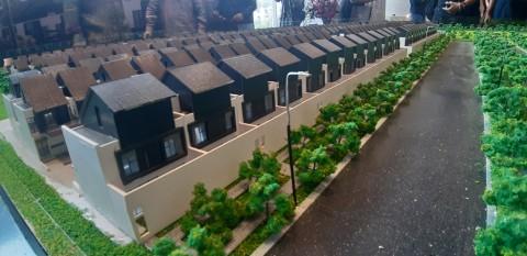 Properti Lesu, Pengembang Singapura Jual Rumah Rp1,4 Miliar