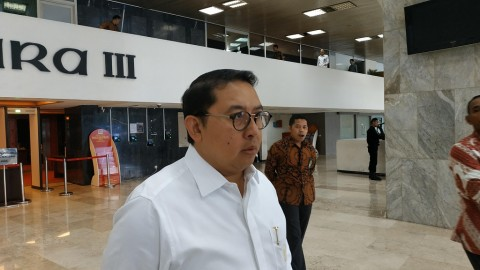 Fadli Zon Jarang Muncul di DPR