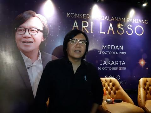 Konsernya Batal, Ari Lasso Desak Promotor Ganti Kerugian Penonton