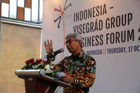 Indonesia Eyes Stronger Trade Ties with Visegrad Countries