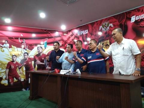 Debat Terbuka Caketum PSSI Berlangsung pada 31 Oktober 2019