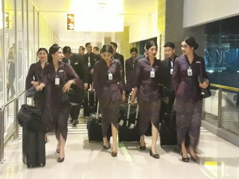 Puspa Nusantara, Identitas Unik Garuda Indonesia