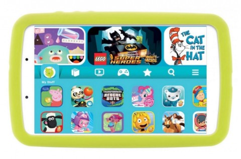 Samsung Luncurkan Galaxy Tab A Kids Edition