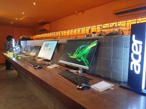 Acer Pamer Laptop Tipis dan Desktop AIO Terbaru